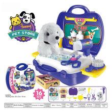 Boutique Playhouse Plastic Toy for Pet Shop-Dog