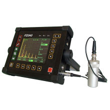 Universal Ultrasonic Flaw Detector With Led Backlight Bright Color Display