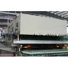 Hy-Filling Glass Bottle Washing Machine with Label Remove