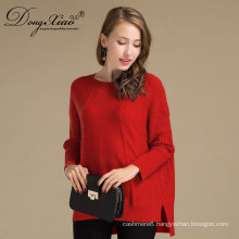 2017 New Fashion Designs Cable Knit Pullover Pattern Cashmere Sweaters