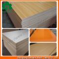 High Quality 17mm / 18mm Melamine Faced Plywood