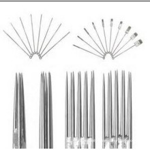 316 Stainless Steel Precision Textured Tattoo Needles for Liner and Shader