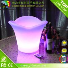 Godet en plastique LED pour la bière