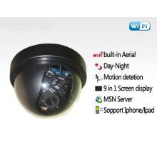 30fps Waterproof Wireless Mini Spy Camera Ip Dome With 20 Meter 22ir Led Night Vision