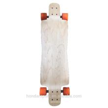 Fibra de carbono de alta qualidade, maple longboard completa