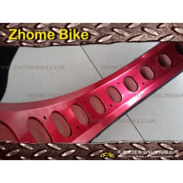Велосипед велосипедов части/Fat грохота ОПРАВЫ 75mm / 100mm Wide/анодированный цвет Zh15rmh01