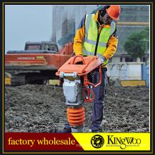 Rammer de terre de bourrage de haute qualité largement utilisé durable