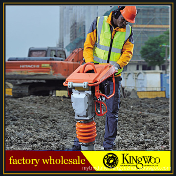 Sales Promotion !!! 5.5HP Honda Gasoline Power Vibrating Impact Rammer On Sale