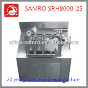 new condition SAMRO SRH8000-25 Feed additive homogenizer