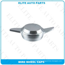 Chrome Knock-off Cap for Wire Wheel