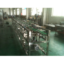 ≤ 90 × 90mm Square Bottle Sterilization Machine Adopt Three-stage Cooling Process