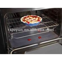 Forro de cocina 100% antiadherente reutilizable del horno