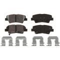 D1544-8428 Rear Brake Pad for Hyundai Elantra (OE:583023XA30)