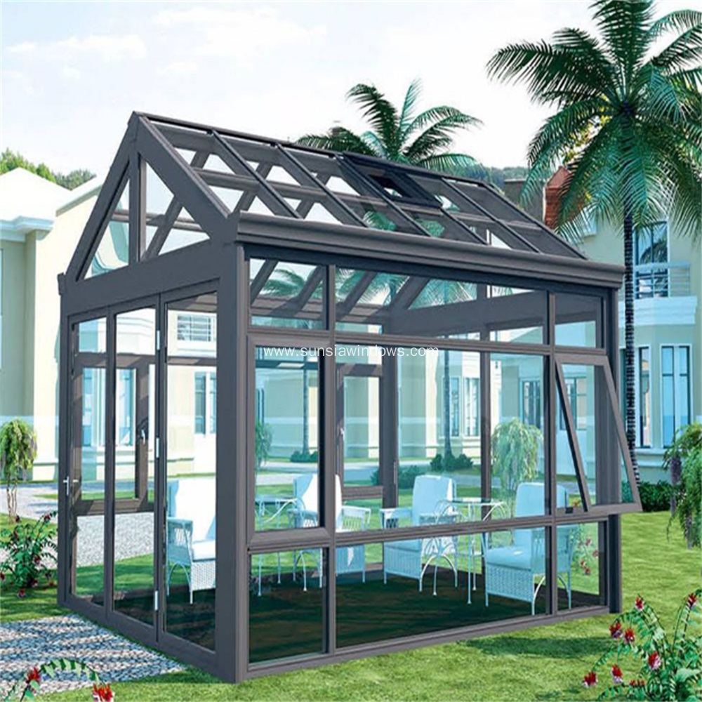 Aluminum Framed Conservatory Sunroom