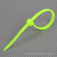 2.5 * 150 Lazos de cable en miniatura Lazos de cremallera Tie Wraps Wire Ties China