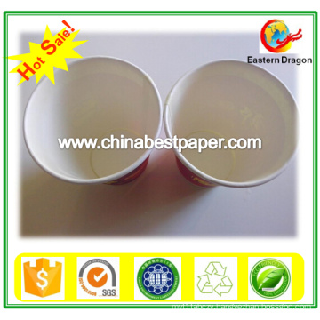 Virgin pulp PE coated paper board 230g