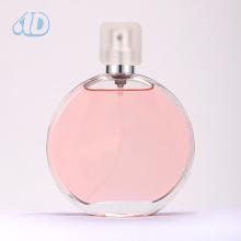 Ad-P13 Oval De Vidro Garrafa De Perfume Surlyn Unobservable Pipette 100 ml 50 ml 25 ml