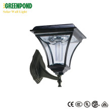 Garden Solar Outdoor Wall Mounted Light