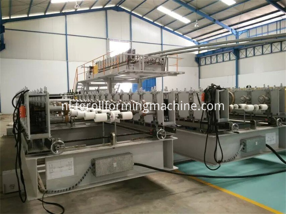 3D Metal Wall Panel Making Machine