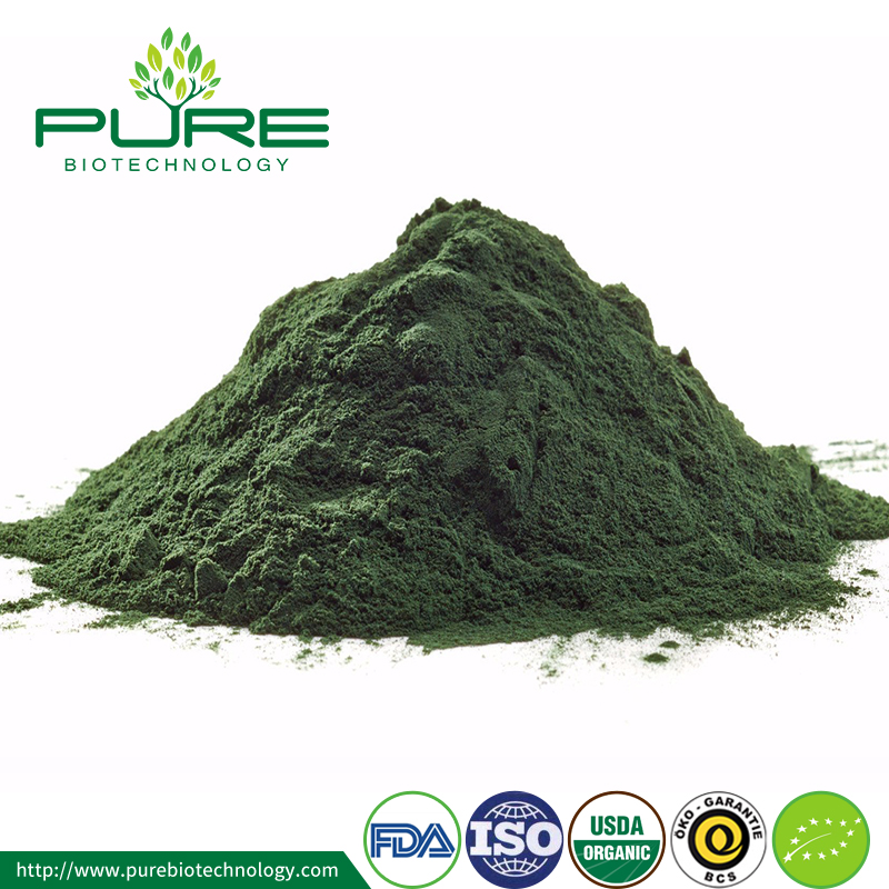 Pure Organic Spirulina Powder2