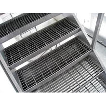 Steel Grating Used in Walkway Floor