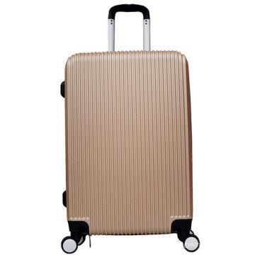 Горячая Распродажа мода из ABS Hardside поездки багаж вагонетки
