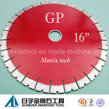 "Gp 16""*25mm High Quality Diamond Circular Saw Blade"
