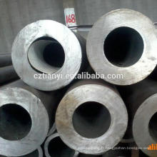 Tube en acier inoxydable sch80 le plus vendu