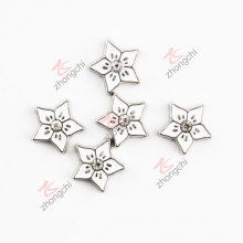 Zink-Legierung Emaille Metall Stern Charms (FC)