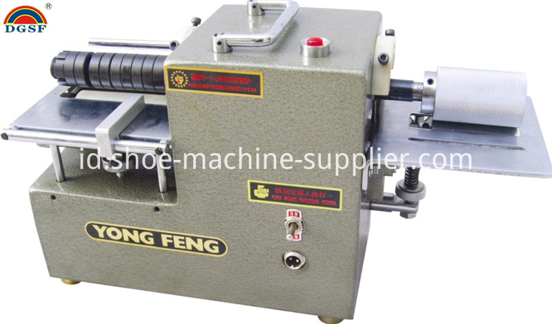 Mini Leather Slitting Machine