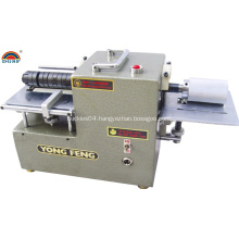 Mini Leather Slitting and Strap Forming Machine YF-37