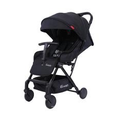 Складная двойная детская коляска для двух детей, детская сверхлегкая коляска с зонтиком