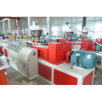 2014 High quality wpc wooden plastic compound machine
