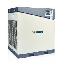 XLAM7.5A-60A high cooling efficiency oil lubed screw compressor unit