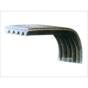 ribbed conveyor belt