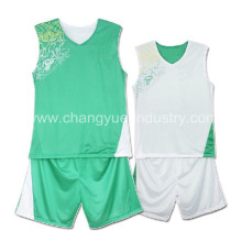 newly fashionable basketball jersey with mens active sports