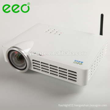China supplier android 4.0 led dlp projector with wifi