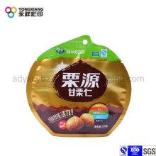 Nuts Shaped Plastic Verpackungsbeutel