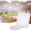 Luz de painel magro do diodo emissor de luz do alumínio 18W para a iluminação de teto home