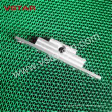 Pièces en aluminium adaptées aux besoins du client de tôle de haute précision avec la pièce usinée par cri de soie