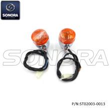 ZNENスペアパーツZN50QT-E1 F.左ウィンカー(P / N:ST02003-0013)最高品質