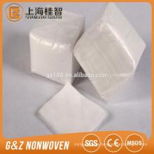 tela no tejida spunlace para productos médicos tela de algodón antibacterial