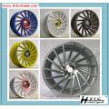 hot sale various styles of car wheels aluminum rims