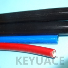 Silicone Coated Fiberglass Braided Hose