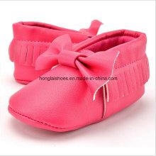 Modelos de la PU: Zapatos interiores del niño del bebé 09