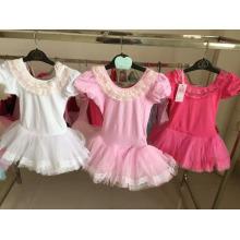 bebê grils roupas vestido de dança bonito tutu roupas para meninas miúdo