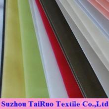 Tissu de doublure de taffetas 290t de polyester de 100%