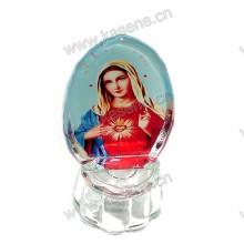 Оптовая Религиозные Дешевые Crystal 3D-модель подарков и ремесел
