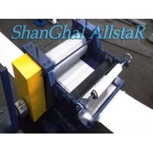 Ventas caliente del metal de hoja gofrado máquina formadora de rollos