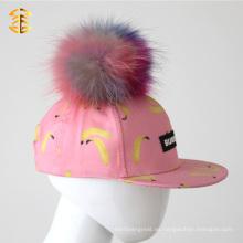 Gorra de béisbol de encargo más nueva de la insignia de Deisgn para los cabritos